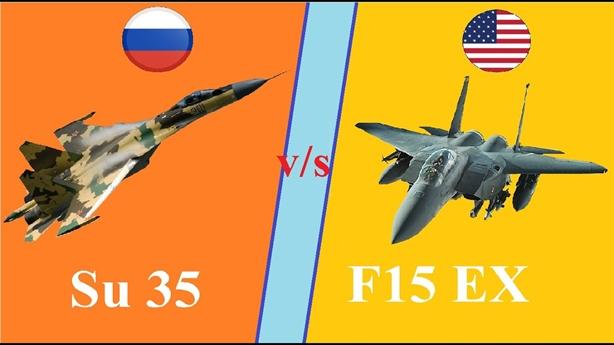Báo Mỹ đánh giá cơ hội chiến thắng của F-15EX trước Su-35