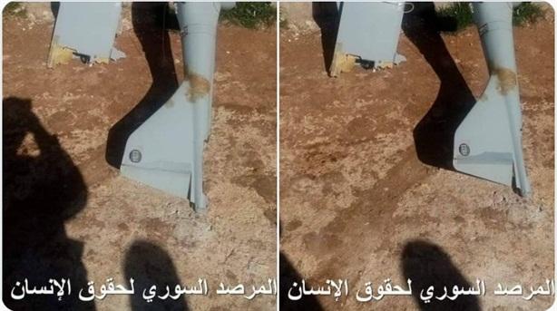 Nga im lặng khi SDF tuyên bố bắn UAV Raqqa