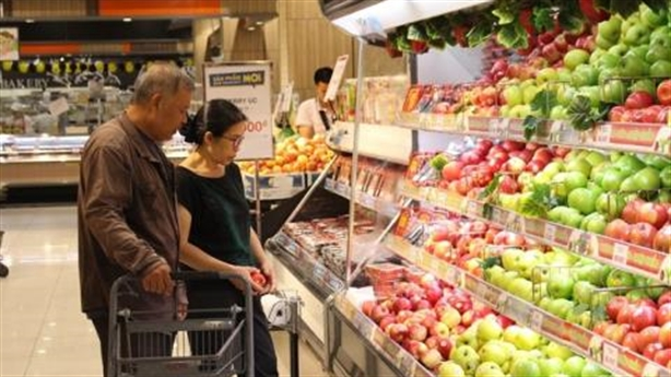 Hàng nghìn tỷ nhập hoa quả Tết khi hàng nội thê thảm
