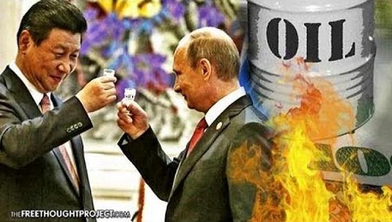 Nga quyết giành vị thế thống trị xuất khẩu dầu mỏ