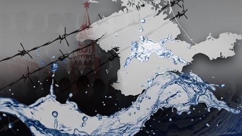 Ukraine phá sản kế hoạch 'sa mạc hóa' bán đảo Crimea?