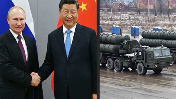 'Nga chậm bàn giao S-400 cho Trung Quốc vì Ấn Độ'
