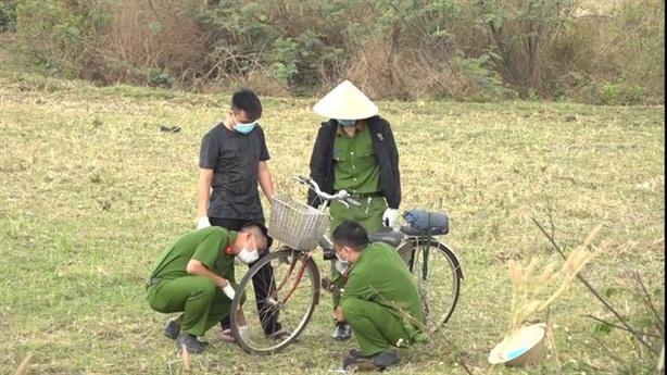 Thi thể người bán vé số dưới ruộng lúa: 'Mất vàng'