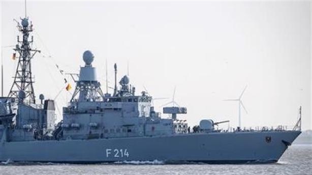 Đức dùng khinh hạm kìm chế tham vọng biển của Trung Quốc