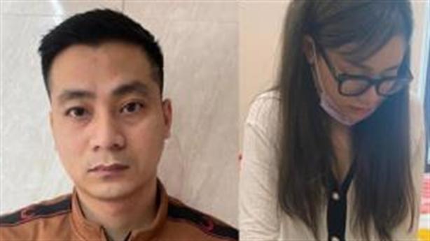 2 nữ làm bậy với 3 nam ở chung cư Hà Nội