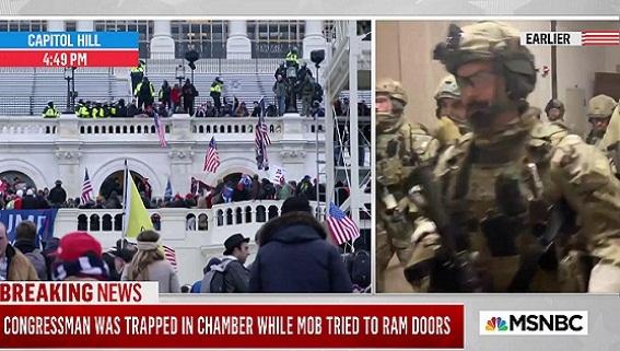 Bạo loạn Đồi Capitol khiến Mỹ phải trả giá như thế nào?