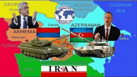 Hậu 'Chiến tranh Nagorno-Karabakh 2020': Iran lo hở sườn Nam Caucasus