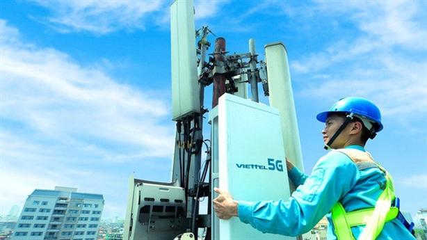 Việt Nam làm chủ công nghệ 5G: Băn khoăn hạ tầng