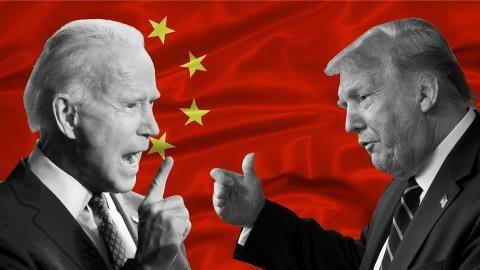 Mỹ sẽ giấu mình đấu Trung Quốc?