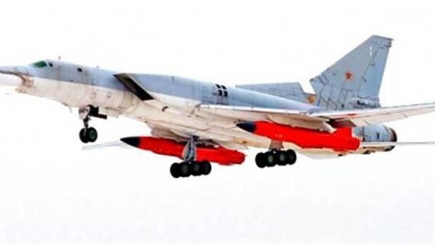 Tu-22M3 Nga phóng tên lửa chống hạm mạnh nhất thế giới