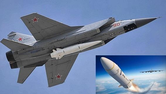 Nguyên tắc răn đe phi hạt nhân Nga-Mỹ: Phải có siêu thanh