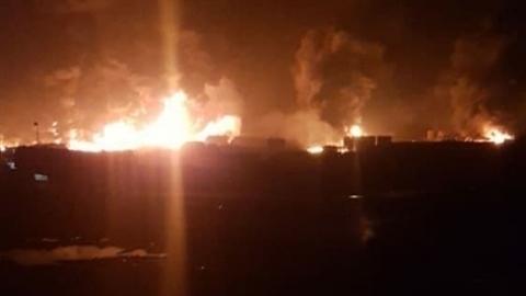 Syria tấn công tên lửa vào vị trí Quân đội Thổ