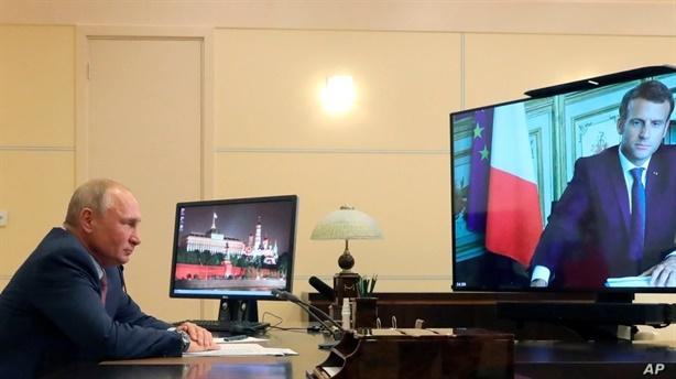 Pháp nổi bật ở Armenia-Azerbaijan: Đã thỏa thuận với Nga?