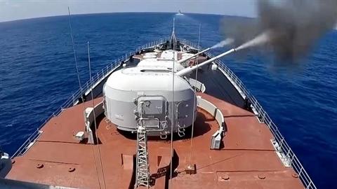 Nga bước vào cuộc đối đầu quyết liệt ở Biển Đỏ