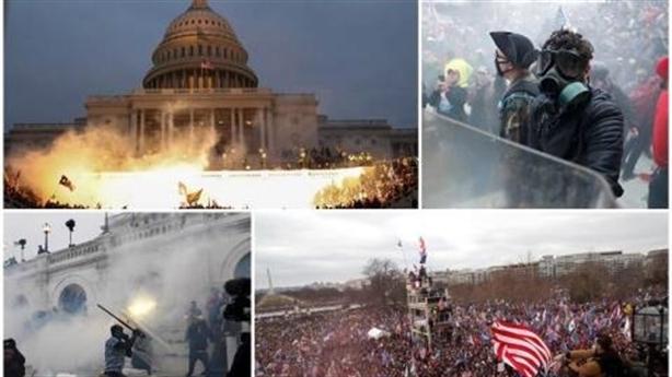 """Cực đoan, bạo lực đã """"ngấm"""" vào nước Mỹ?"""