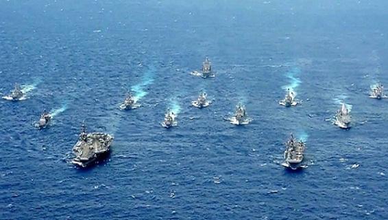 Mỹ tái lập Hạm đội 1: Đại bản doanh ở đâu?