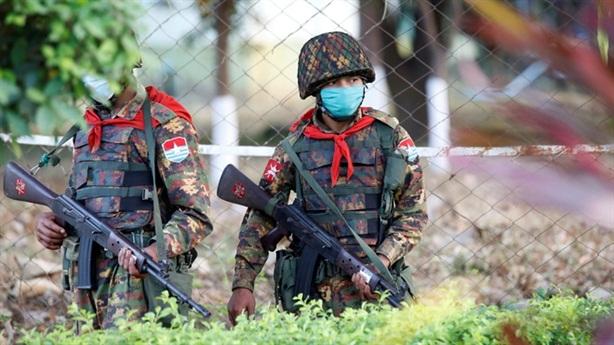 Động thái mới của quân đội Myanmar sau chính biến