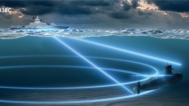 Sonar quang âm Mỹ có khiến tàu ngầm Nga lộ diện?
