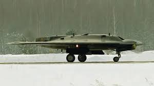 Nga chế tạo UAV tàng hình tấn công hạng nặng mới