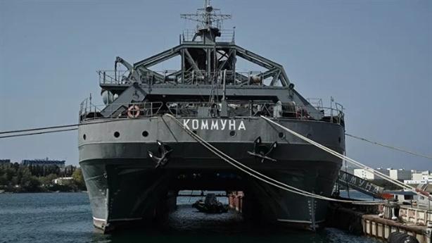 Tàu cứu hộ ngầm Nga 108 tuổi vẫn hoạt động tốt