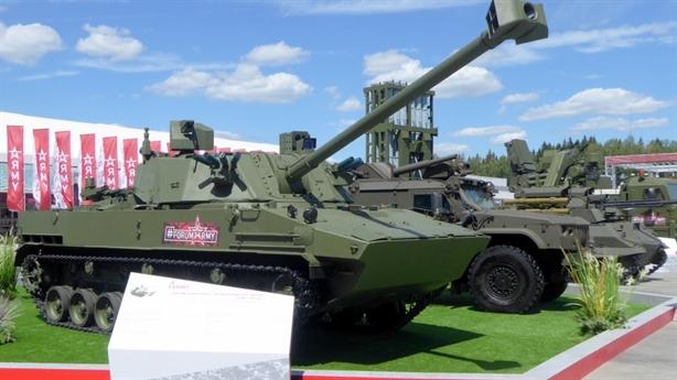 'Mỹ không có vũ khí nào như pháo Nga'