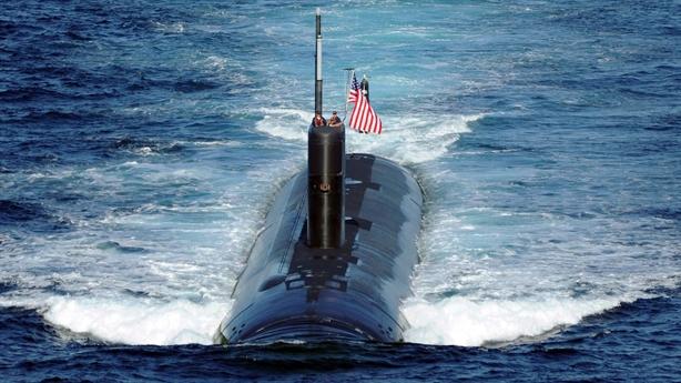 Tàu ngầm Mỹ có tên lửa chống hạm sau 25 năm