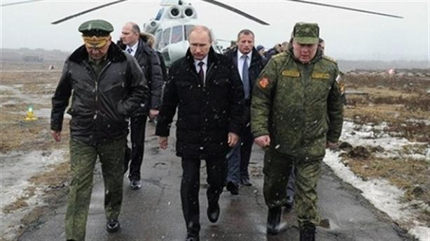 Ông Putin: 'Nga sẽ không bỏ rơi Donbass cho dù thế nào'