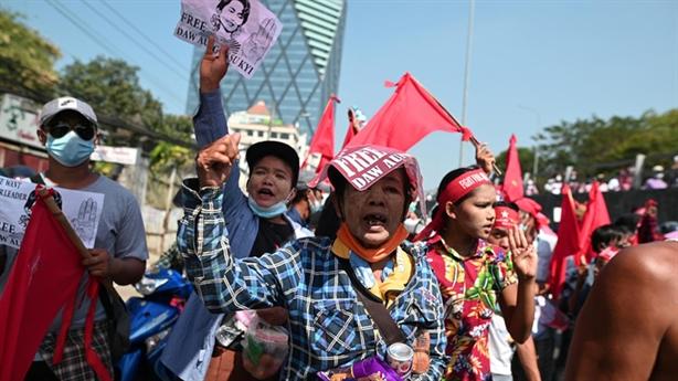 Phiên họp đặc biệt về tình hình Myanmar