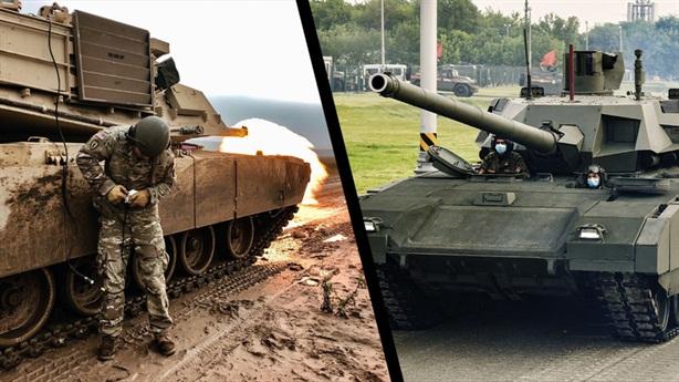 'Mỹ khắc phục điểm yếu Abrams trước khi nghĩ cách hạ Armata'