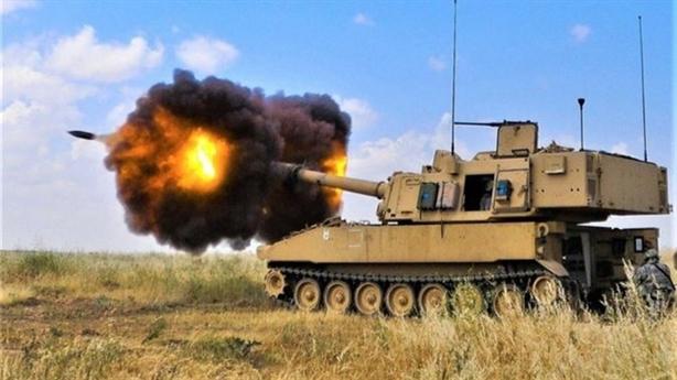 Pháo 155mm Mỹ chỉ tương đương pháo tự hành Nga