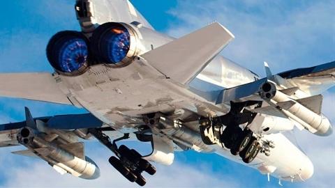 Một chiếc Tu-22M3M với 3 quả Kh-32 diệt gọn tàu sân bay?