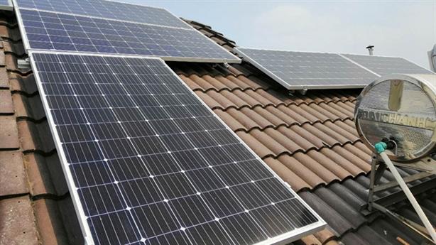 Điện mặt trời áp mái chưa được kiểm soát phù hợp