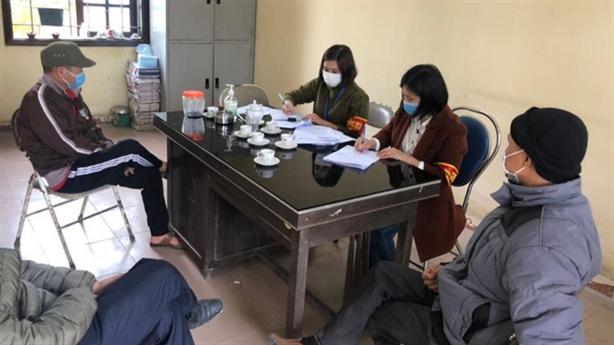 Phạt trưởng phòng vì trốn khai báo y tế: Giải thích nóng