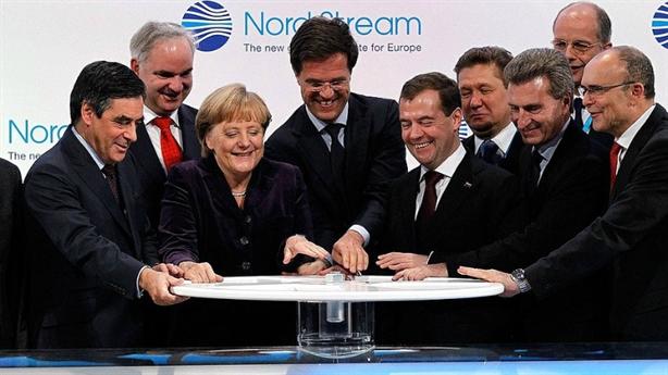 Mỹ đe trừng phạt nhưng châu Âu tin vào Nord Stream-2