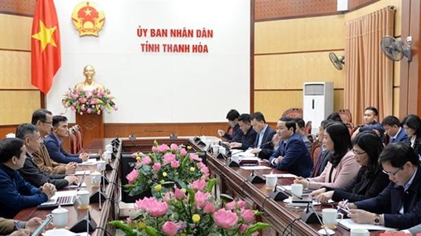 Foxconn tính đặt nhà máy tỷ đô ở Thanh Hóa