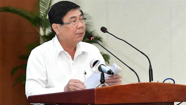 Chủ tịch TP.HCM: Sở KH-ĐT ngâm hồ sơ tới 30 ngày