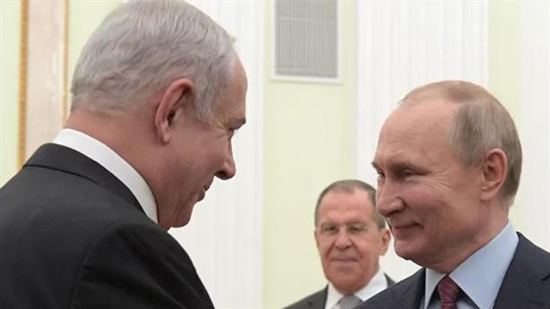 Thủ tướng Israel điện đàm cảm ơn Tổng thống Putin