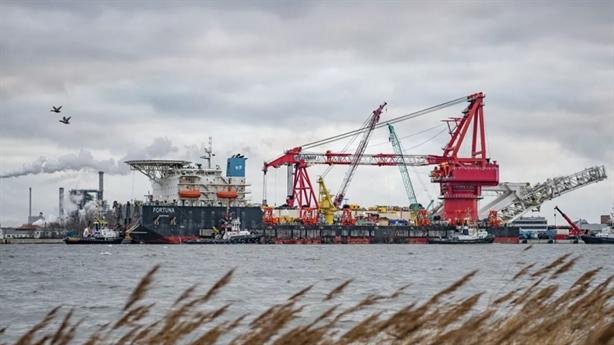 Ông Biden không thể chặn được Nord Stream-2?