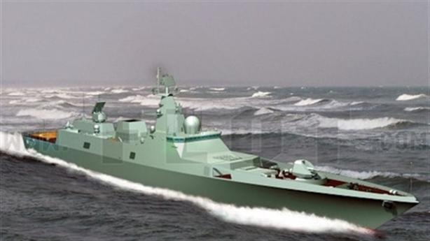 Nga phát triển chiến hạm có thể mang tới 48 quả Zircon