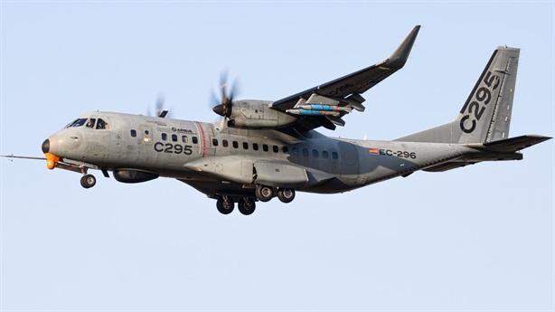 Airbus tránh dùng vũ khí Mỹ khi thử C-295
