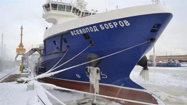 Nga cung cấp tàu hỗ trợ mới cho hạm đội Biển Đen