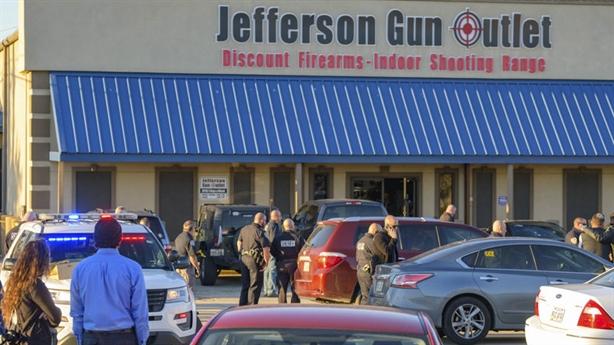 Mỹ: Xả súng sau tranh cãi, 3 người chết