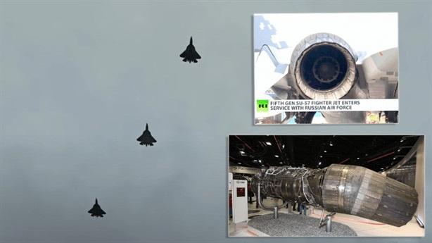 Su-57 phải dùng tạm động cơ của Su-35 đến năm 2025