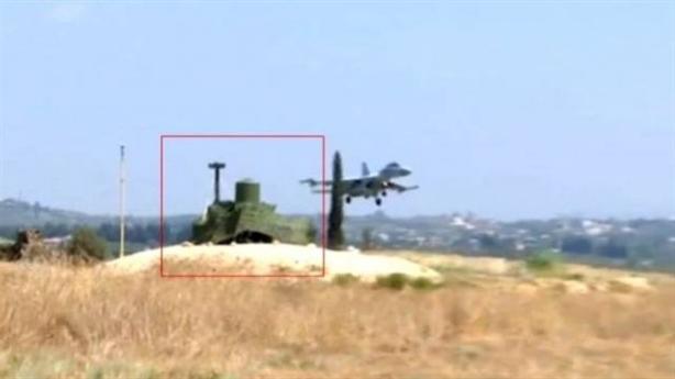 EW Nga đến Hmeymim đối phó máy bay Mỹ