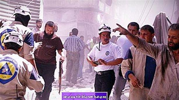 Idlib sẽ lại có tấn công hóa học giả mạo?