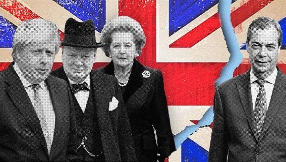Anh khôi phục vị thế hậu Brexit bằng… 'vũ khí tưởng tượng'