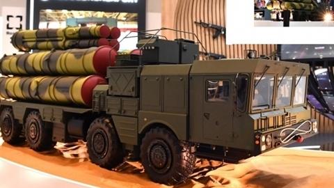 Nga chào hàng bản S-400 mang gấp đôi số lượng tên lửa