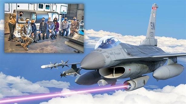 Mỹ thử thành công vũ khí laser