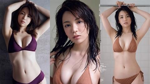 Mỹ nhân Nhật gợi cảm, xinh đẹp khiến triệu người rung động