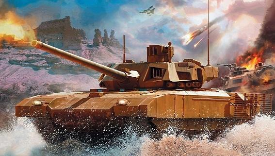 T-14 Armata được phép xuất ngoại: Nước nào sốt sình sịch?